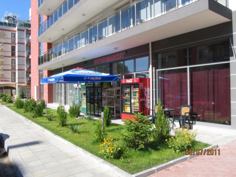 Недвижимость в Болгарии, квартира на Солнечном Берегу